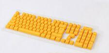 104 keys PBT Keycaps Backlit Double Shot eycaps fits Mechanical Cherry MX Switch