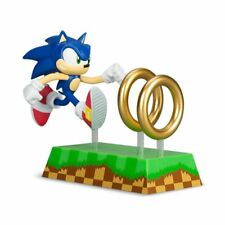 Sonic The Hedgehog & Anillos Vinilo Figura Estatua lootcrate 90S retro gamer sega