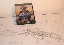 1874 Sharps Rifle Drawings, Blueprints, Quigley!!