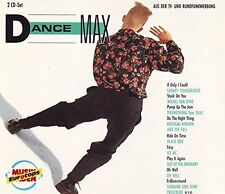 Dance Max 1 (Maxis, 1989) Sydney Youngblood, Black Box, Technotronic, O.. [2 CD]