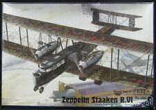 Roden Models 1/72 ZEPPELIN STAAKEN R.VI German WWI Bomber