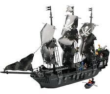 Mega Taille Caraïbes Bateau Pirate C/W figures compatible Building Bricks 1184pcs D
