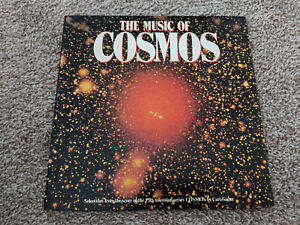 The Music of Cosmos - Soundtrack - Selections by Carl Sagan - 1981 - Gatefold