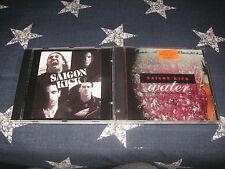 SAIGON KICK - Saigon Kick + Water JEFF SCOTT SOTO RARE 2 CD LOT!! *MINT/NEW*