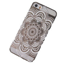 New Compact Henna Full Mandala Floral Dream Catcher Case Cover for iPhone 5 5S