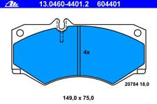 Bremsbelagsatz Scheibenbremse - ATE 13.0460-4401.2