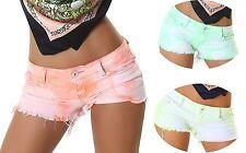 Mehrfarbige Damen-Shorts & -Bermudas im Freizeit-Stil
