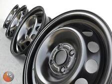 NEU 4x Stahlfelgen Felgen 5,5x14 ET24 4x108 65mm Peugeot 206 1007 Citroen C3 C2
