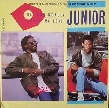 "Junior - Do You Really - BOF Le Flic de Beverley Hills - Vinyl Maxi 45T 12"""