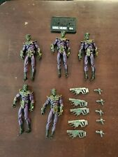 MARVEL UNIVERSE 3.75 Skrull Soldier LOT of 5 figures!