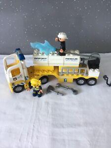 Lego Duplo Airport Vehicle