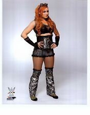 BECKY LYNCH 8x10 PHOTO FILE WWE WWF WRESTLING DIVA CHAMPION #3