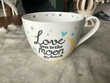 New listing Portobello By Inspire Lg Mug Love You To The Moon And Back New
