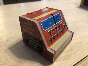 Vintage Walgreen Drug Stores Advertising Penny Register Bank Line Mar Toys Japan
