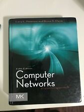 Computer Networks : A Systems Approach. Fifth Edition