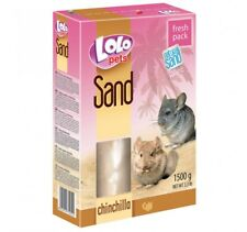 ARENA CHINCHILLAS LOLO 1500g