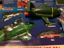 Thunderbirds Toy Collection Nice
