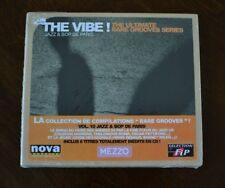 The Vibe! Ultimate Rare Grooves Series: Jazz & Bop De Paris (CD, 2004 BMG) NEW