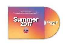 Summer 2017 Aftercluv Remix - Aftercluv Dancelab CD Sealed ! New !