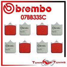 PASTILLAS DE FRENO BREMBO SC PARA KTM SUPER DUKE R 990 2007 2008 2009 (07BB33SC)