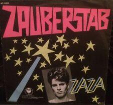 "ZAZA ZAUBERSTAB ELECTRO POP SYNTHIE POP 7"" GERMAN GAY DANCEFLOOR CLASSIC"