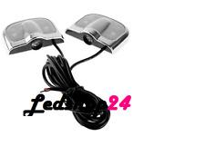 Luci Cortesia Logo Fiat 500 Fiat Punto Sotto Portiera Led Proiettore 5W 12V **