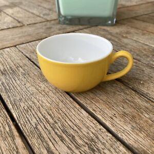 Dibbern Solid Color Espressotasse, Sonnengelb