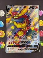 Centiskorch V SV108/SV122 Shiny Holo Ultra Rare Full Art Pokemon Shining Fates