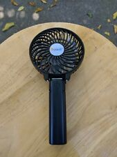 Mini Handheld Fan, VersionTECH. Personal Portable Desk Stroller Table USB charge
