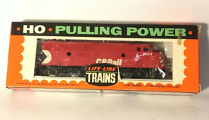 HO Scale Life Like F9 Diesel Canadian Pacific CP Rail 1404 ~ EX NEW! FREE SHIP