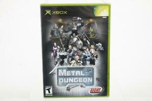 Metal Dungeon (Microsoft Xbox, 2002)