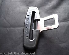 PEUGEOT 307 SEAT BELT ALARM BUCKLE KEY INSERT PLUG CLIP SAFETY CLASP STOPPER
