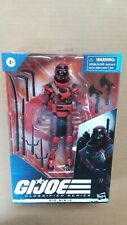 ?G.I. Joe Classified Series RED NINJA #08 Cobra 6? IN HAND?