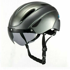 ROCKBROS Bike Helmet Cycling EPS Integrally-molded Breathable With Goggle Unisex