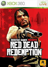 Red Dead Redemption (Microsoft Xbox 360, 2010) Used