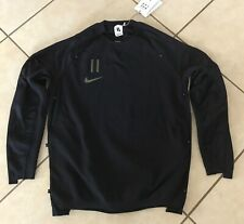 Nike Nikelab x Kim Jone Long Sleeve Jersey Soccer Crew L $350 Made Italy Ah8716