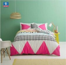 Unbranded Geometric Quilt Covers