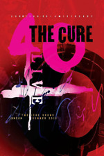 The Cure - 40 LIVE - CURÆTION-25 + ANNIVERSARY 2DVD HARDBOOK Released 18/10/2019