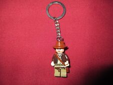 LEGO Indiana Jones Minifigure Keychain