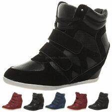 Wedge Lace Up Ankle Boots for Women