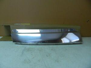 New OEM 1997-2002 Ford Rear Passenger Right Hand Side Quarter Molding Applique