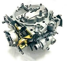 1975~1977 Chevrolet Remanufactured Rochester Quadrajet Carburetor 350 Engine