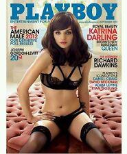 September Playboy Monthly Magazines for Men
