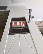 Quartz & Granite Kitchen Worktops | Pure White | All colours available