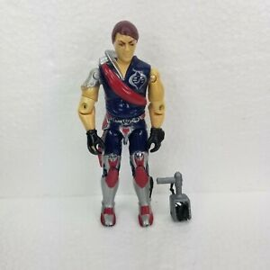 Vintage 1985 GI Joe Tomax With Accessorie Action Figure Collectible Ready to Go