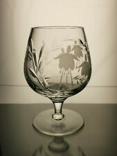 More details for stuart crystal cascade 5 1/8 inch brandy glass (2nd)