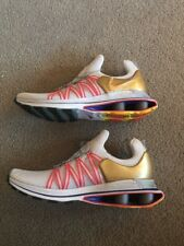 Nike Shox Gravity Metallic Gold AQ8553-009 Sz 10.5