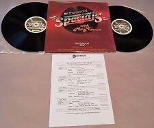 "David Lee Roth (Van Halen) - ""Off The Record"" -2 Lp-Promo Radio Show -08-08-1988"