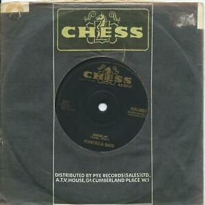 Fontella Bass:Rescue me/Soul of the man:UK Chess:1965:Northern Soul