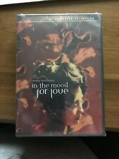 In the Mood for Love (DVD, 2002, Criterion Collection Widescreen)